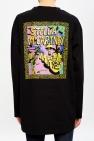 Stella McCartney Top with logo