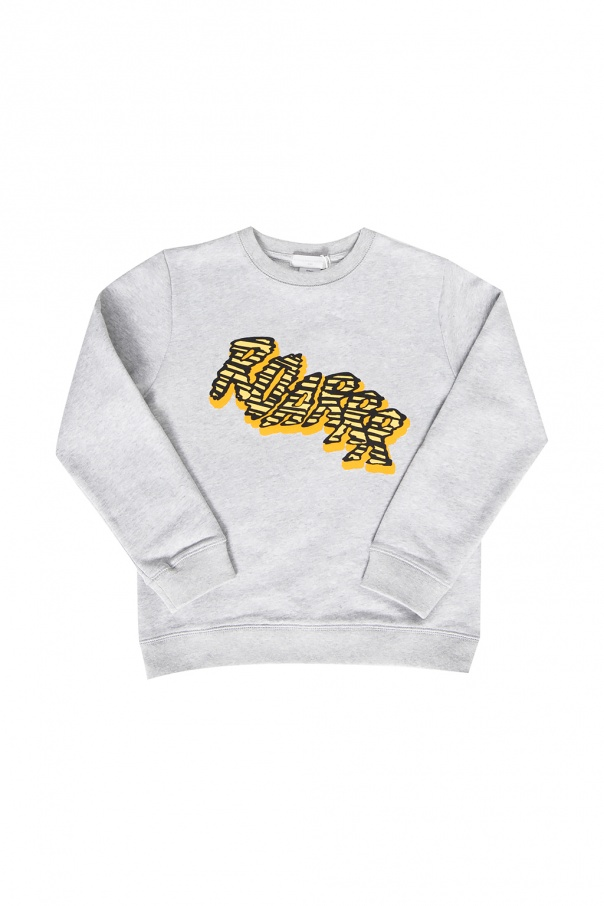 Stella McCartney Kids Printed sweatshirt