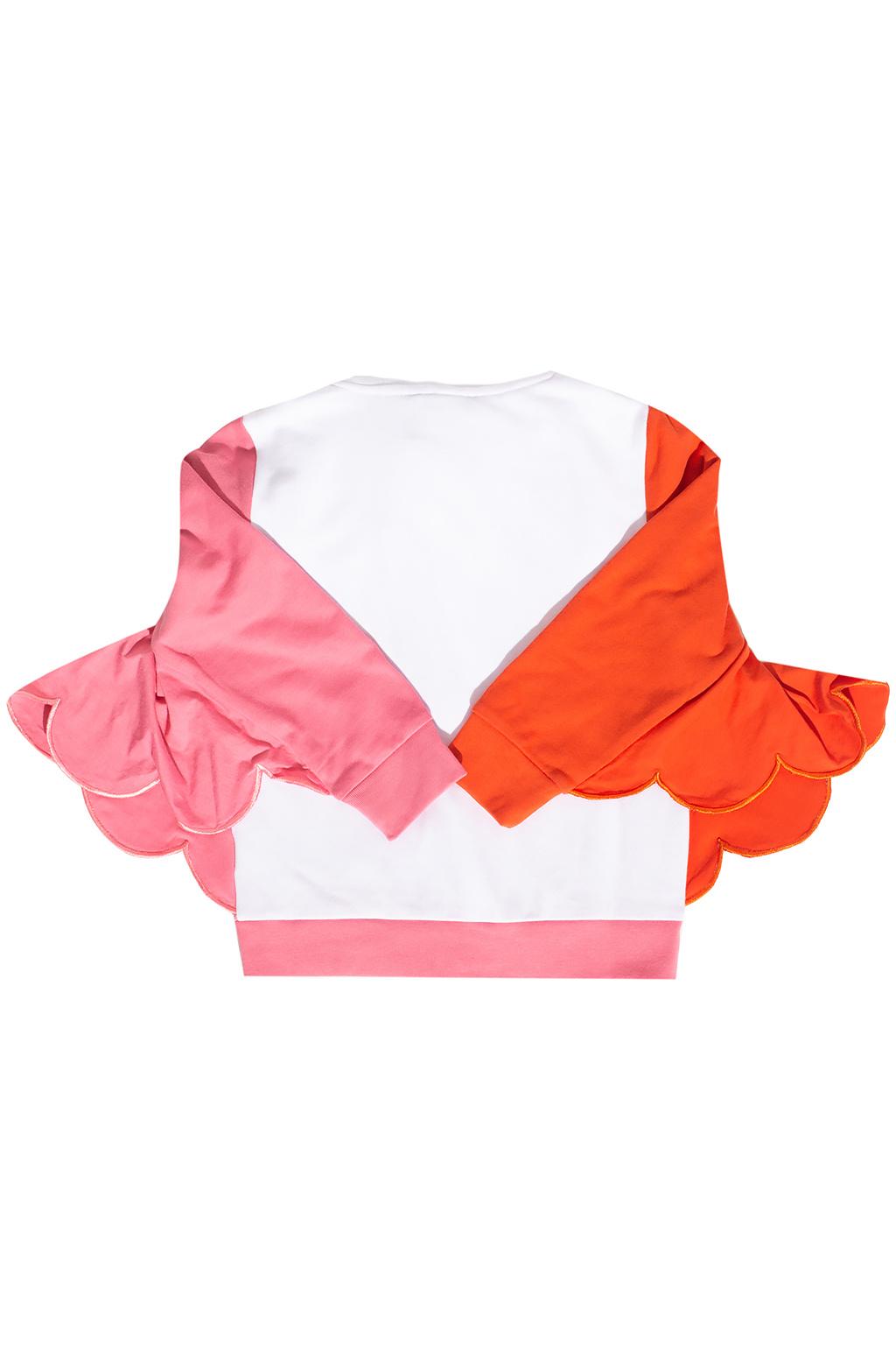 Stella McCartney Kids Zip-up hoodie