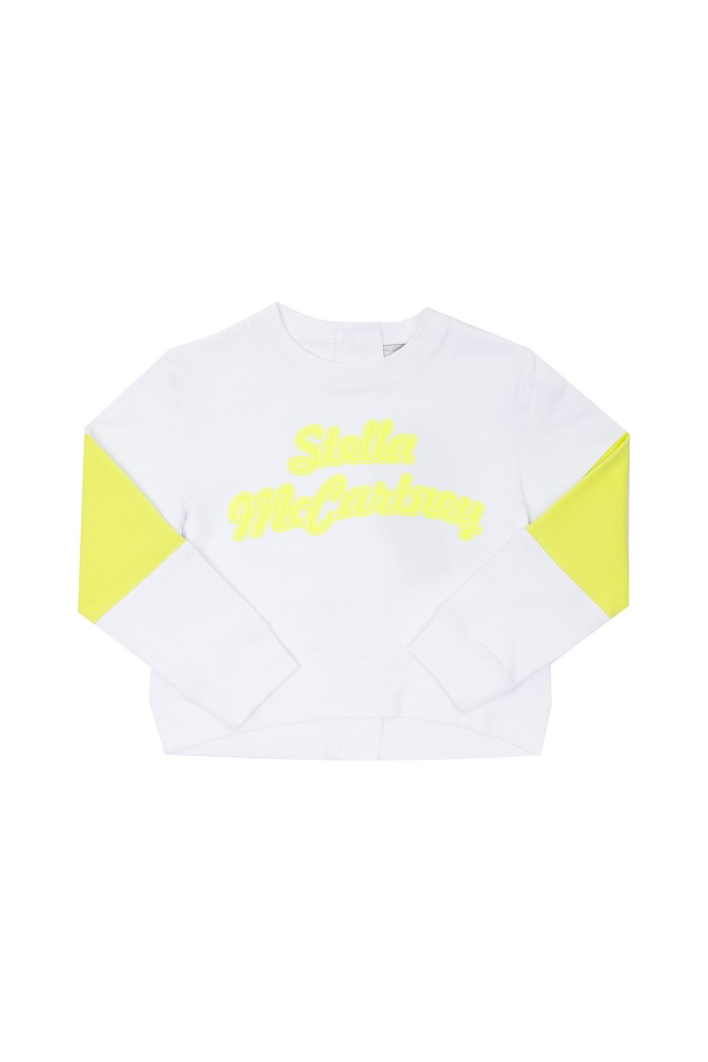 Stella McCartney Kids Sweatshirt with logo