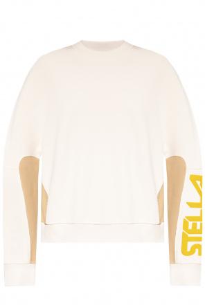 Sweatshirt with logo od Stella McCartney