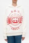 Gucci Logo-printed hoodie