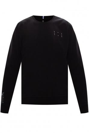 Logo sweatshirt od MCQ