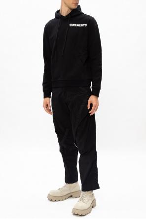 Printed hoodie od MCQ