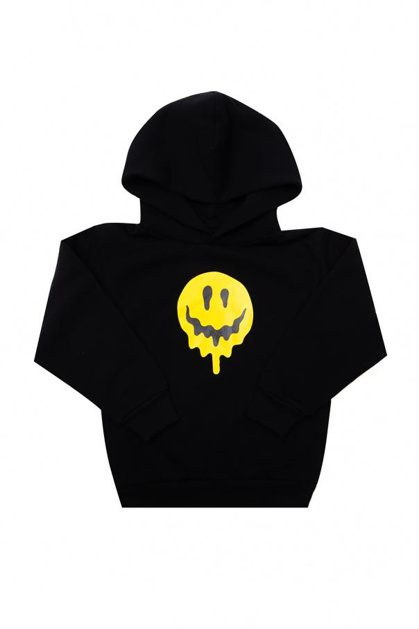 Balenciaga Kids Printed hoodie