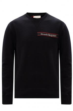 Branded sweatshirt od Alexander McQueen