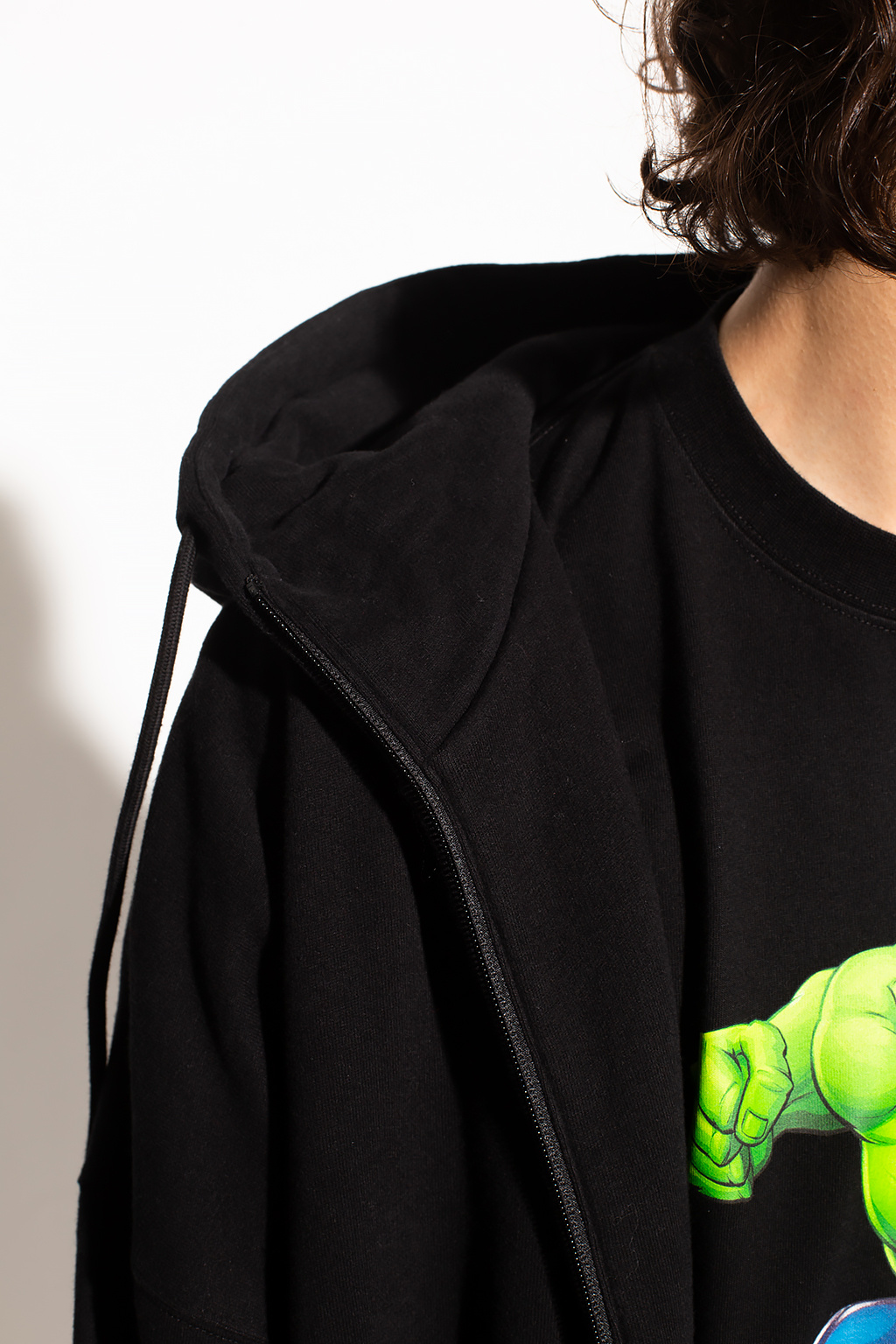 Balenciaga Hoodie with logo