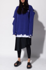 Balenciaga Knitted sweater with hood