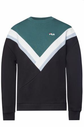 Logo-embroidered sweatshirt od Fila