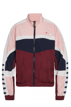 Jacket with an embroidered logo od Fila