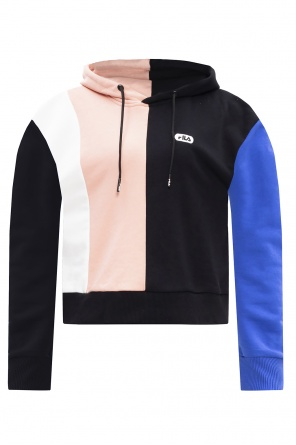 Logo-patched hoodie od Fila