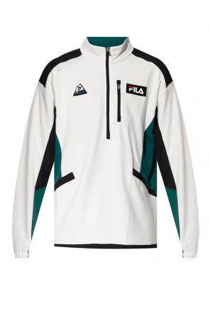 Sweatshirt with logo od Fila