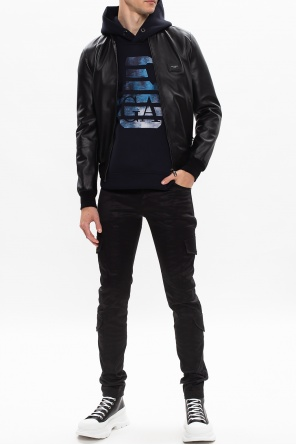 Branded hoodie od Emporio Armani