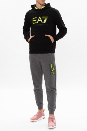 Printed hoodie od EA7 Emporio Armani