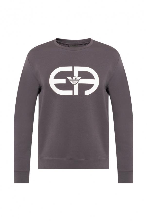 Emporio Armani Sweatshirt with logo