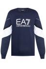 EA7 Emporio Armani Sweatshirt with logo