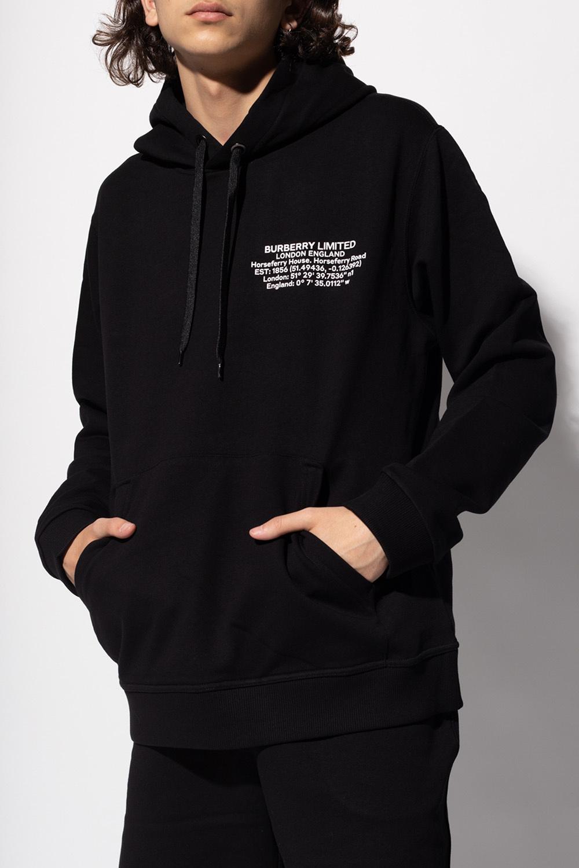 Burberry Logo hoodie