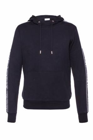 Hooded sweatshirt with logo od Dior