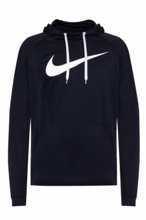 Printed hooded sweatshirt od Nike