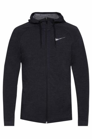 Hooded sweatshirt with logo od Nike