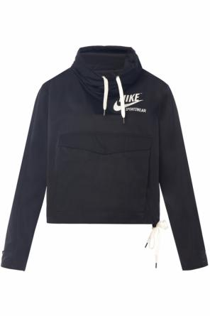 Funnel neck jacket od Nike