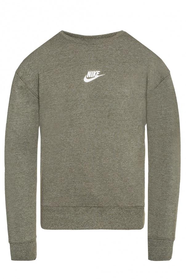 b9d5038984de Logo-embroidered sweatshirt Nike - Vitkac shop online