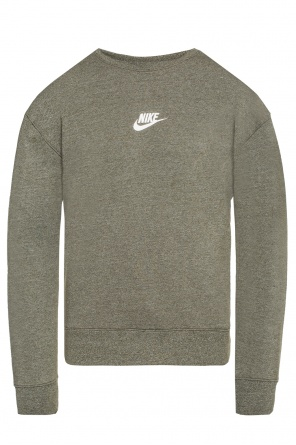 Logo-embroidered sweatshirt od Nike