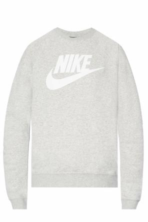 Sweatshirt with a print and logo od Nike