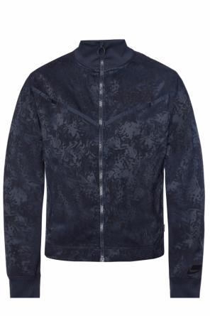 Jacket with an embroidered pattern od Nike