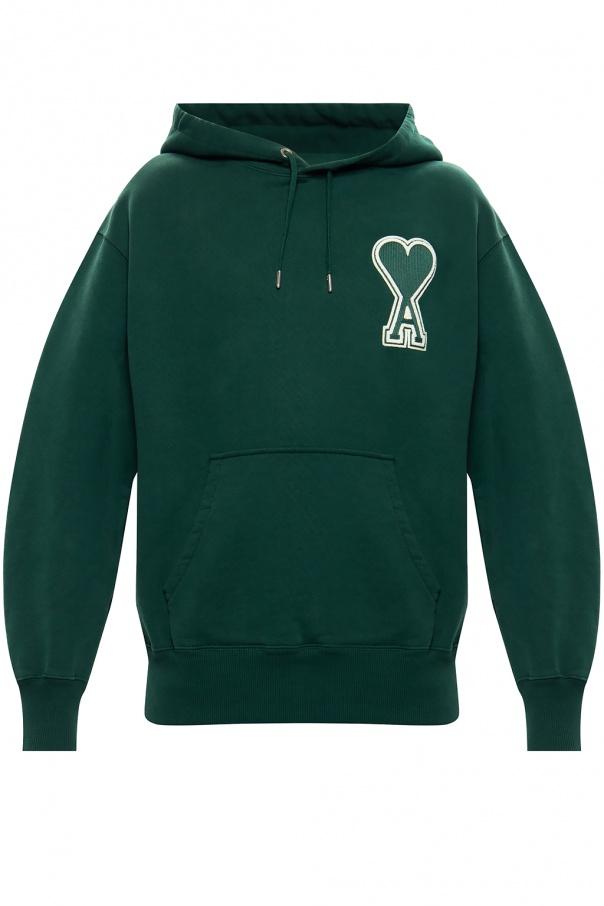 Ami Alexandre Mattiussi Logo hoodie