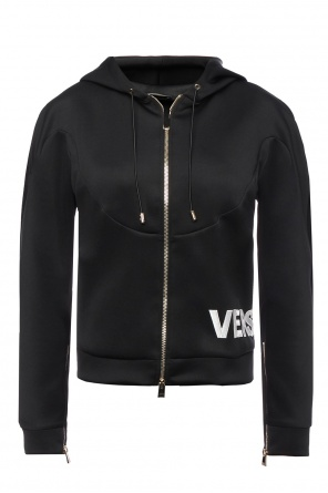 Hooded sweatshirt od Versace