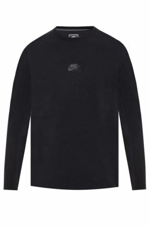 Sweatshirt with a printed logo od Nike