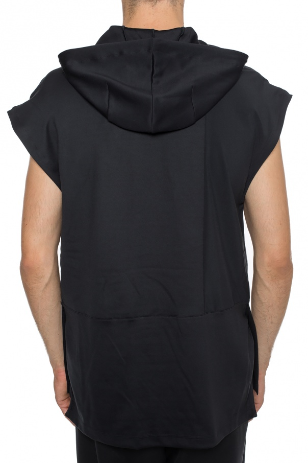 Hoodies without sleeves