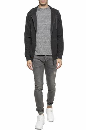 'azua' hooded sweatshirt od AllSaints