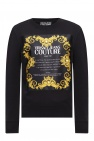 Versace Jeans Couture Printed sweatshirt