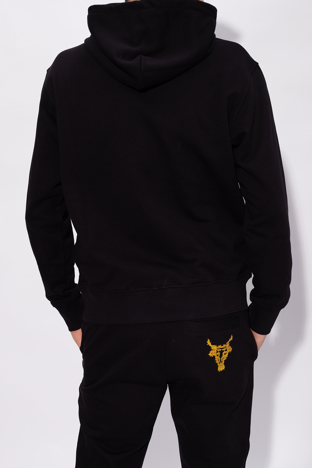Versace Jeans Couture Printed hoodie