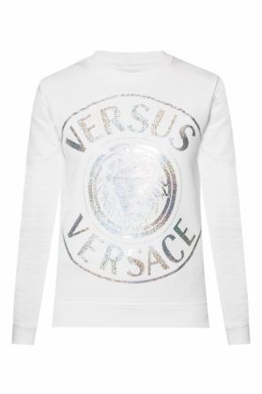 Lion head sweatshirt od Versace Versus