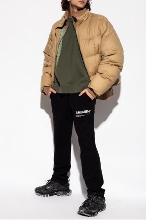 Sweatshirt with zips od Ambush