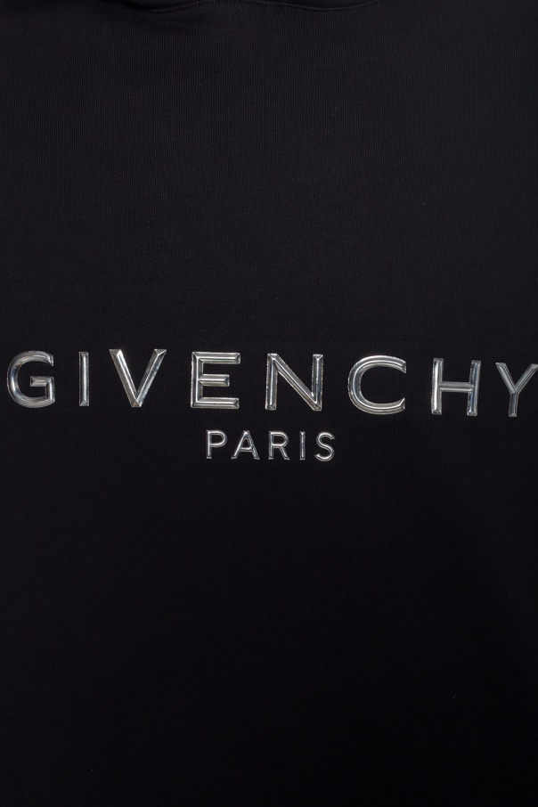 Hooded sweatshirt with logo od Givenchy