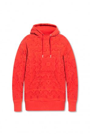 Cotton hoodie od Givenchy