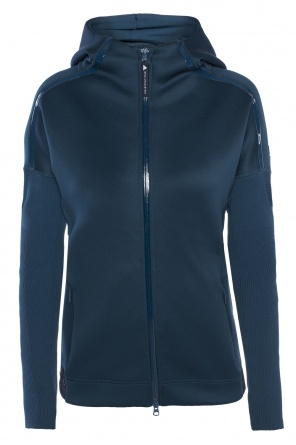 Bluza z kapturem od Adidas by Stella McCartney