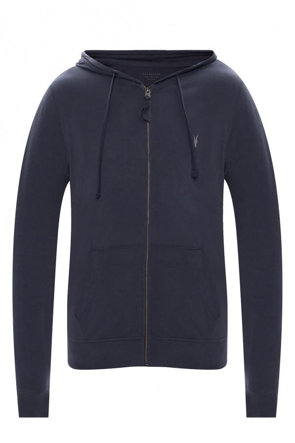 AllSaints 'Brace' zip-up hoodie