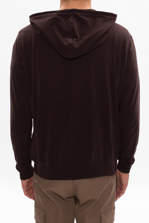 AllSaints 'Brace' hoodie with logo