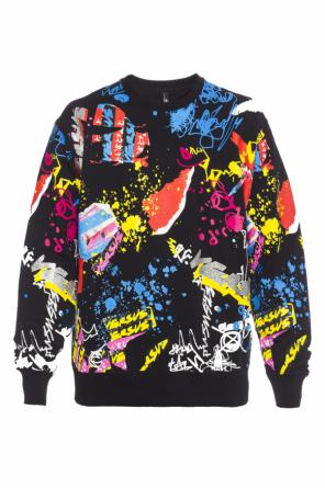 Patterned sweatshirt od Versace Versus
