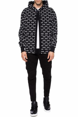 Cut-out sweatshirt od Versace Versus
