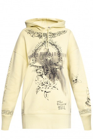 Logo-printed hoodie od Givenchy
