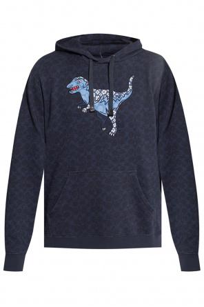 Branded hoodie od Coach