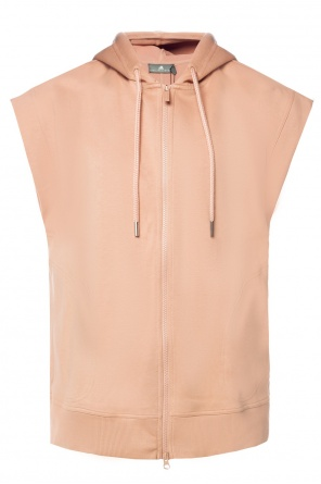 Sleeveless sweatshirt od Adidas by Stella McCartney