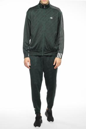 Band collar sweatshirt od Adidas by Alexander Wang