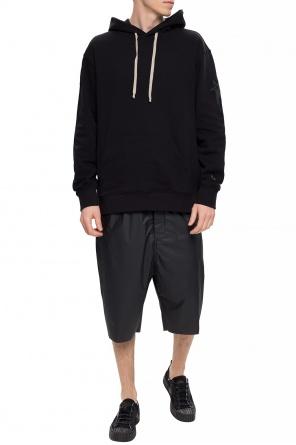 Hooded sweatshirt od Rick Owens